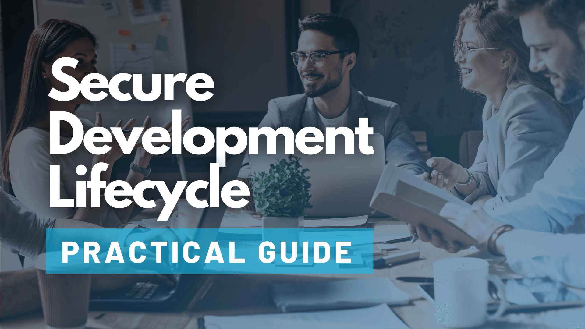 Secure Software Development Lifecycle [Practical Guide]