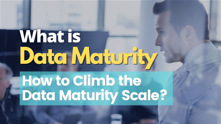 What is Data Maturity & How to Climb the Data Maturity Scale?
