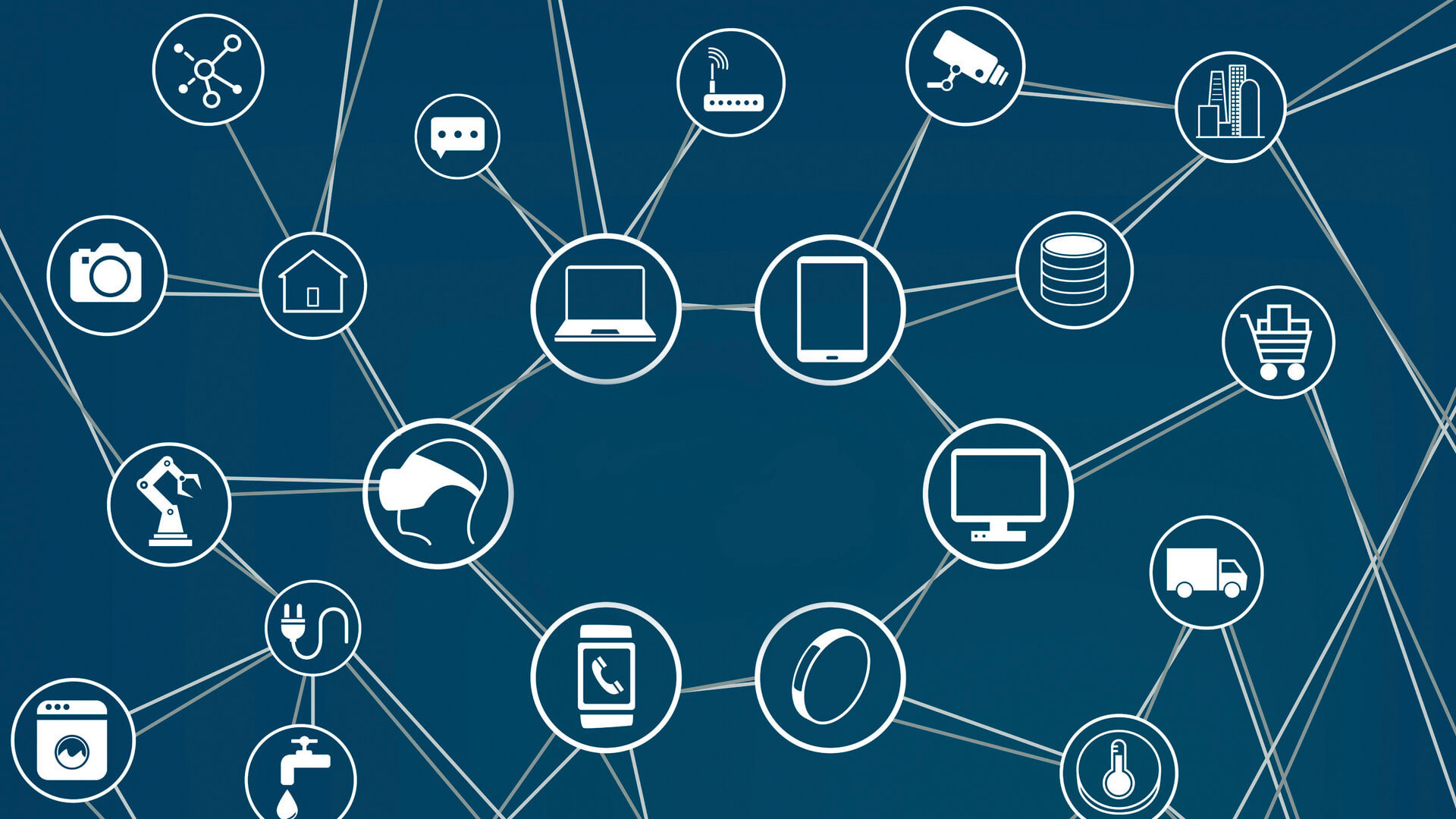How about an enterprise open-source solution for building an IoT cloud-based software system?